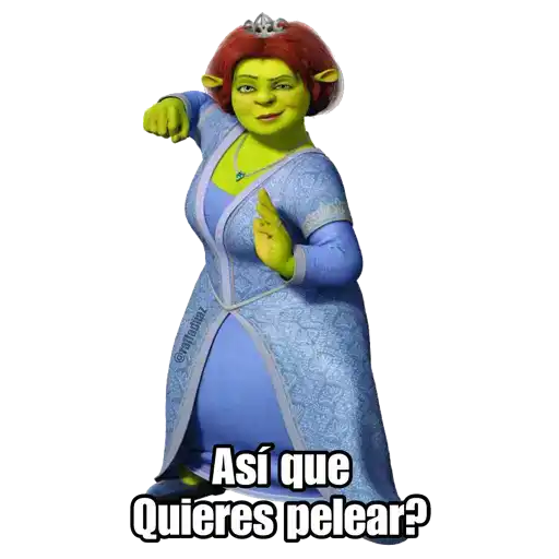 Shrek - Sticker 25