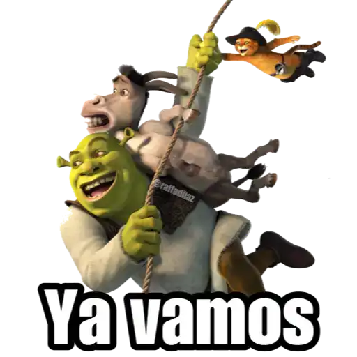 Shrek - Sticker 15