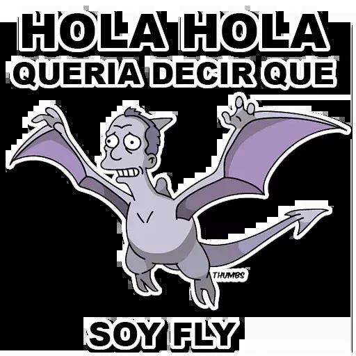 Fly Memes - Sticker 27