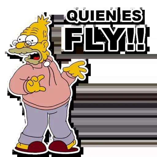 Fly Memes - Sticker 11