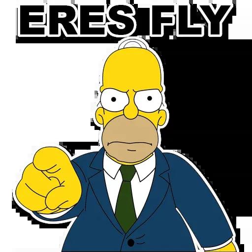 Fly Memes - Sticker 2
