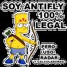 Fly Memes - Tray Sticker