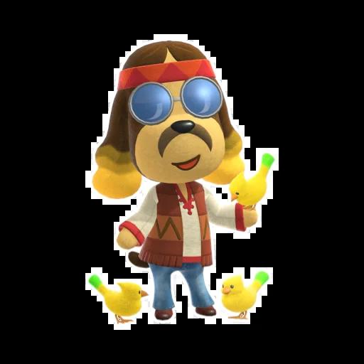 Animal Crossing - Sticker 8