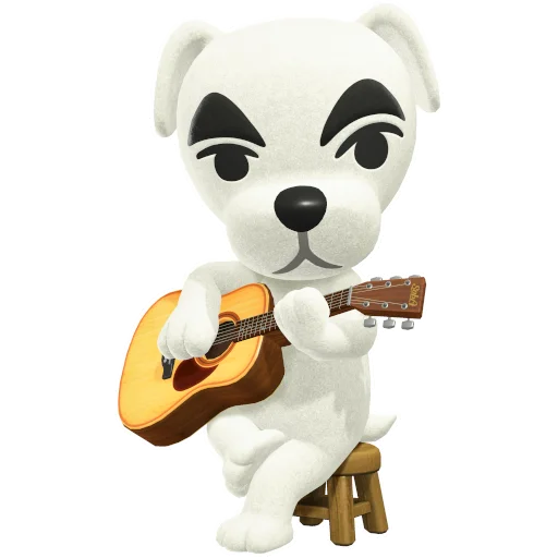 Animal Crossing - Sticker 13