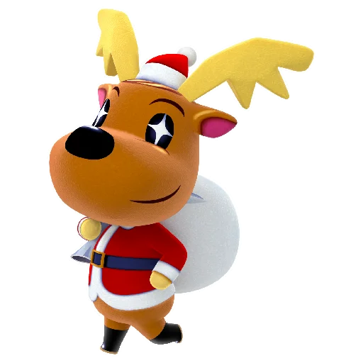 Animal Crossing - Sticker 11