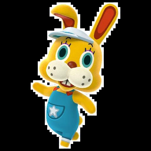 Animal Crossing - Sticker 24