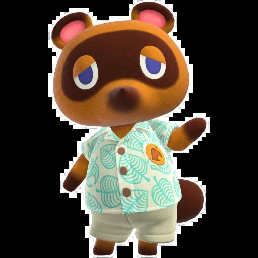 Animal Crossing - Sticker 22
