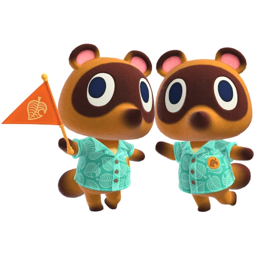 Animal Crossing - Sticker 21