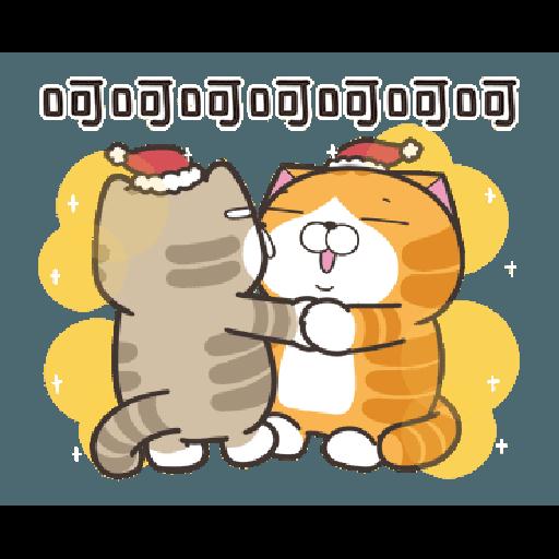 白爛貓23☆一起動☆ - Sticker 12