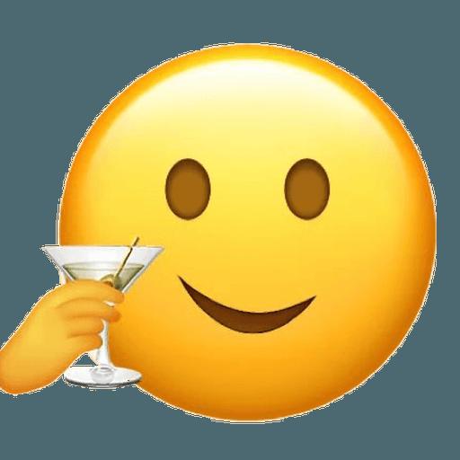 Emojis  - Sticker 11