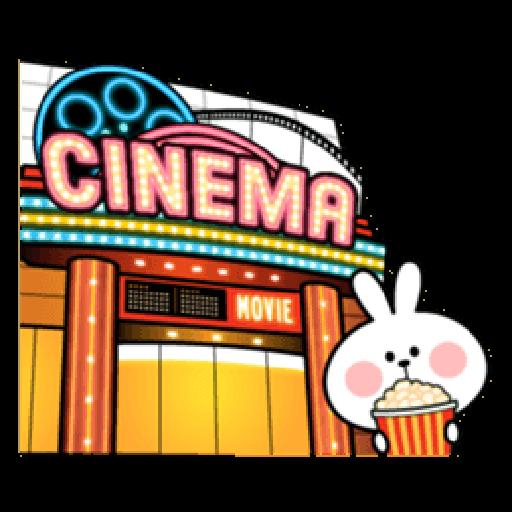 Spoiled Rabbit Date - Sticker 13