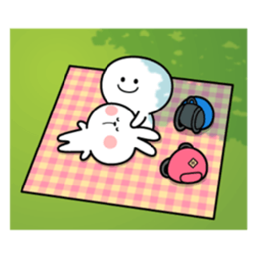 Spoiled Rabbit Date - Sticker 10