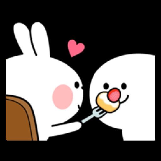 Spoiled Rabbit Date - Sticker 27