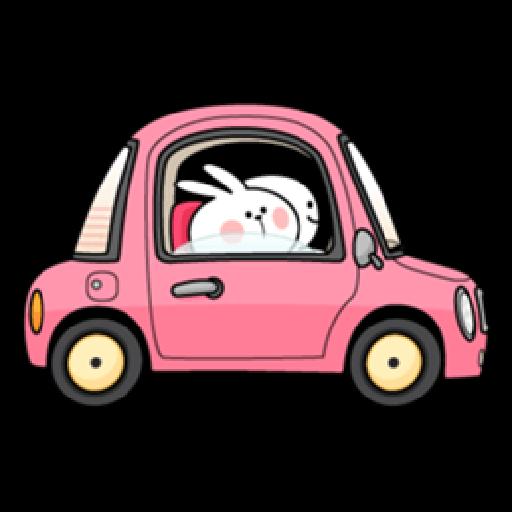 Spoiled Rabbit Date - Sticker 18