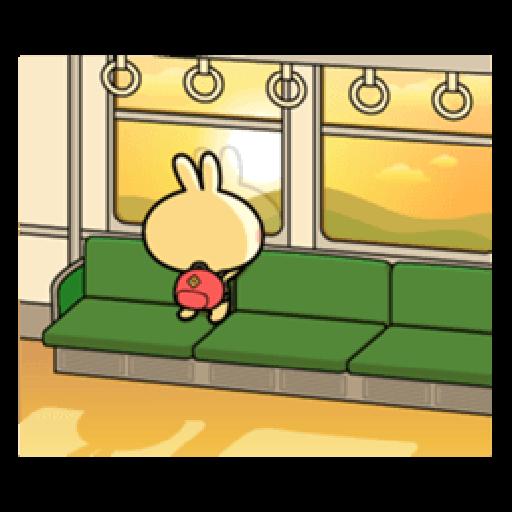 Spoiled Rabbit Date - Sticker 26