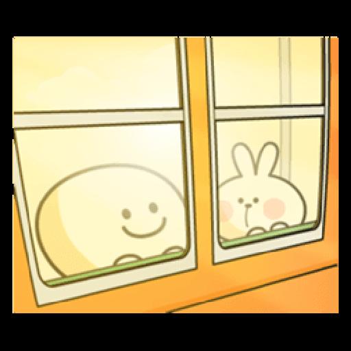 Spoiled Rabbit Date - Sticker 24