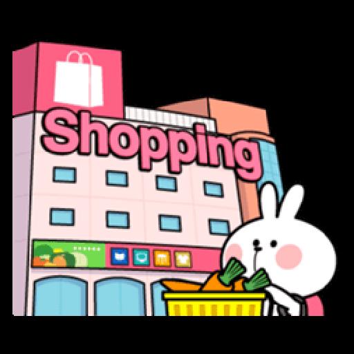 Spoiled Rabbit Date - Sticker 29