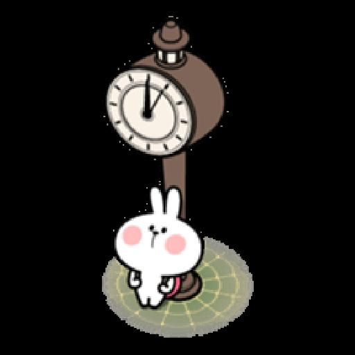 Spoiled Rabbit Date - Sticker 5