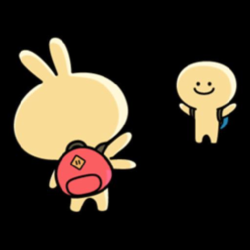 Spoiled Rabbit Date - Sticker 6