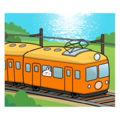 Spoiled Rabbit Date - Sticker 7