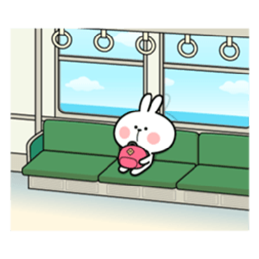 Spoiled Rabbit Date - Sticker 8