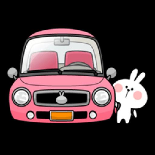 Spoiled Rabbit Date - Sticker 11