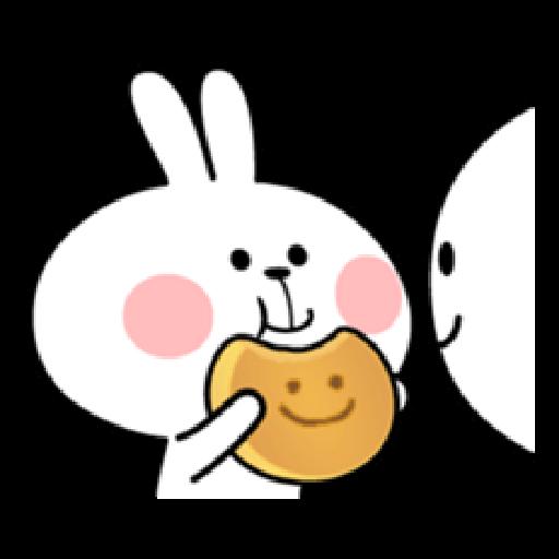 Spoiled Rabbit Date - Sticker 20