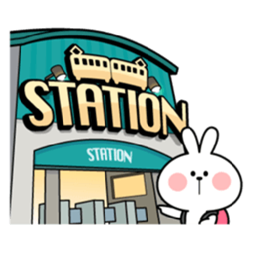 Spoiled Rabbit Date - Sticker 22