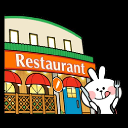 Spoiled Rabbit Date - Sticker 17