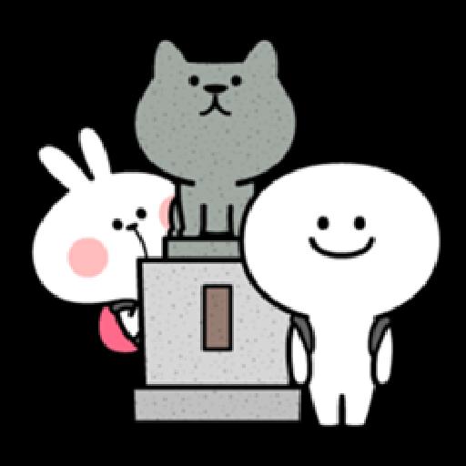 Spoiled Rabbit Date - Sticker 12