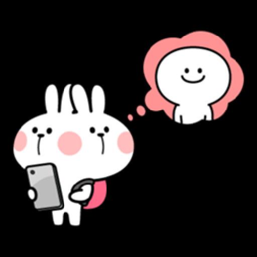 Spoiled Rabbit Date - Sticker 28