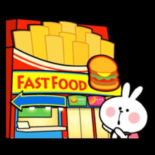 Spoiled Rabbit Date - Sticker 21