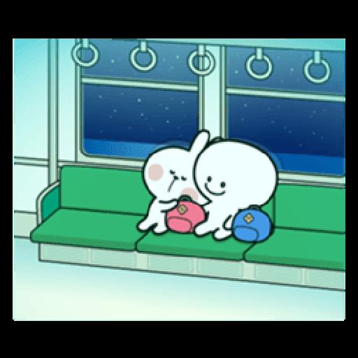Spoiled Rabbit Date - Sticker 14