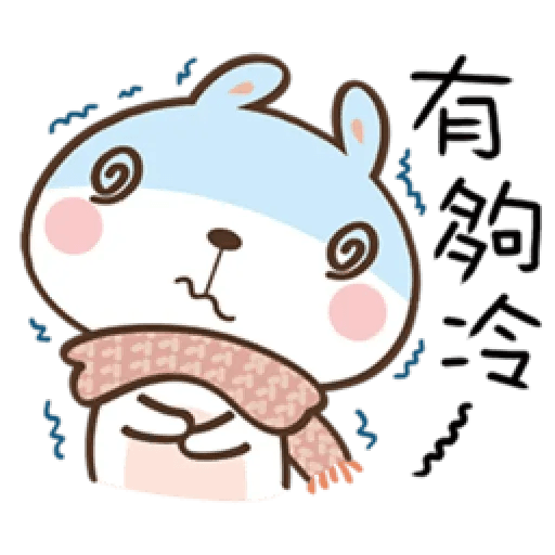 笑兔兔 - Sticker 9