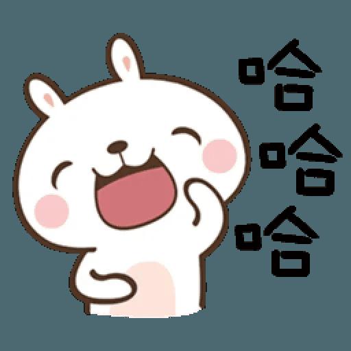 笑兔兔 - Sticker 28