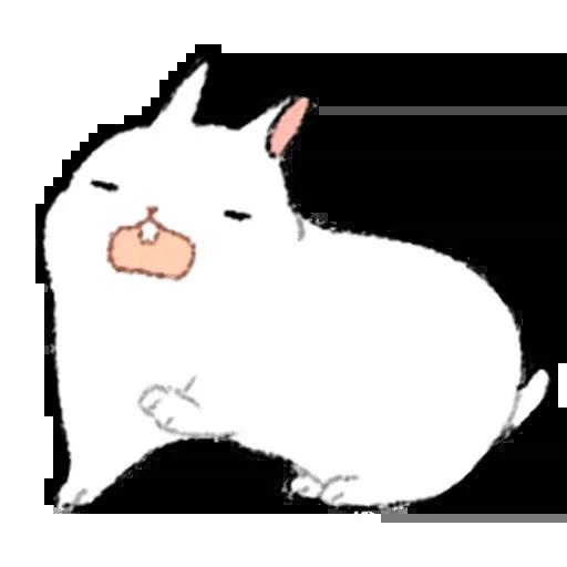 Sentimientos de Conejos - Sticker 12