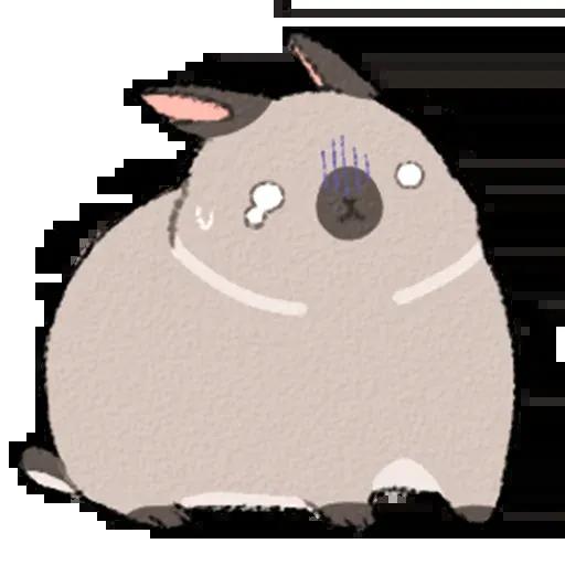 Sentimientos de Conejos - Sticker 16