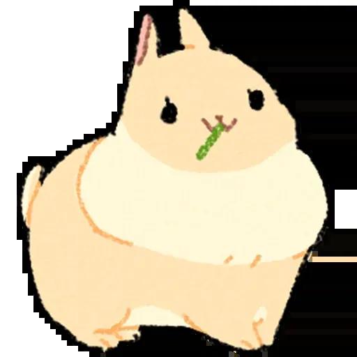 Sentimientos de Conejos - Sticker 9