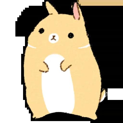 Sentimientos de Conejos - Sticker 2