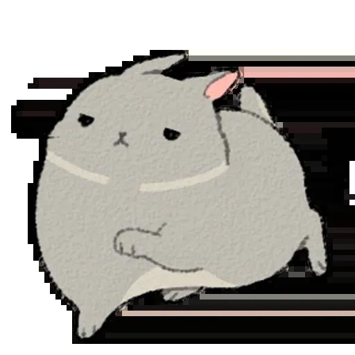 Sentimientos de Conejos - Sticker 17