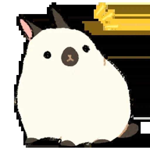Sentimientos de Conejos - Sticker 6