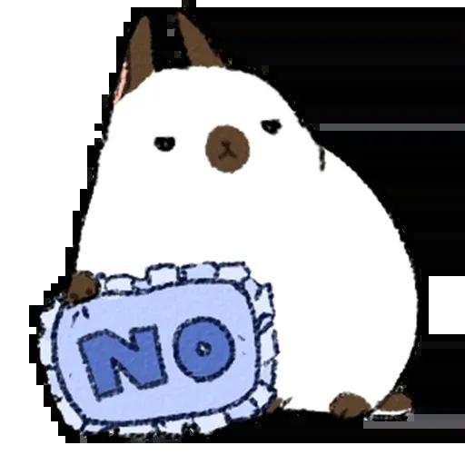Sentimientos de Conejos - Sticker 22