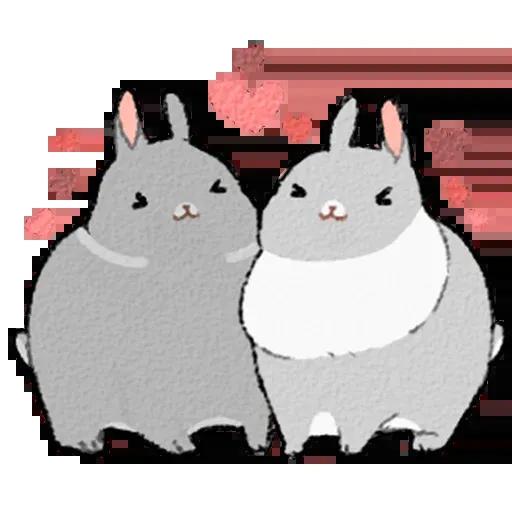 Sentimientos de Conejos - Sticker 15