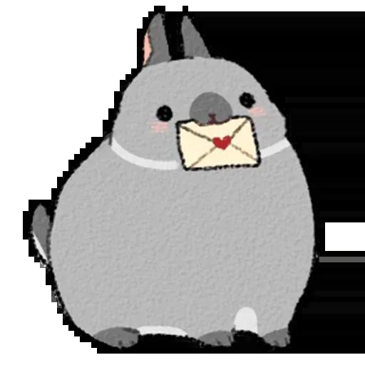 Sentimientos de Conejos - Sticker 21