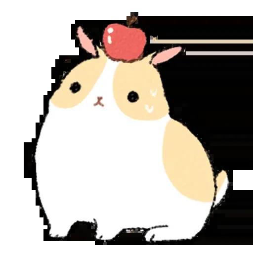 Sentimientos de Conejos - Sticker 14