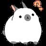 Sentimientos de Conejos - Tray Sticker