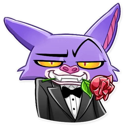 Mr. Bat - Sticker 29