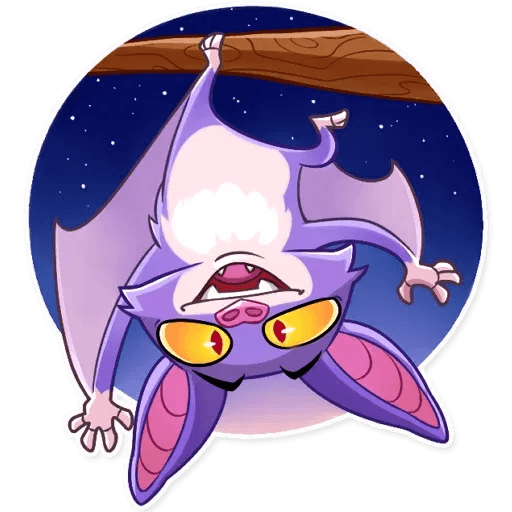 Mr. Bat - Sticker 4