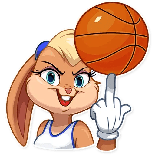 Lola Bunny - Sticker 17