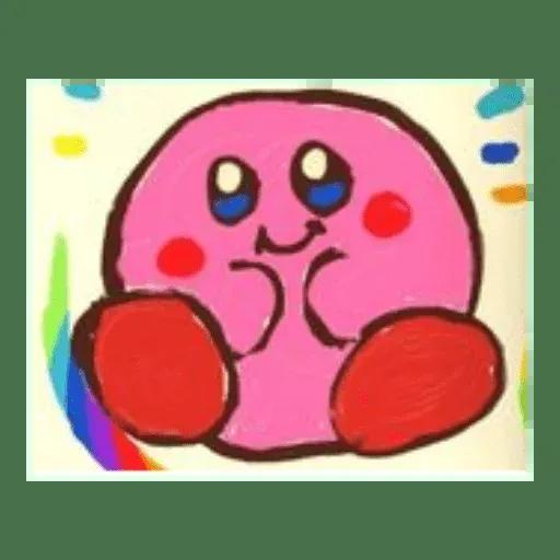 Kirby reacts - Sticker 9